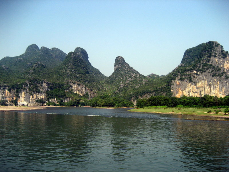 Guilin Mountains